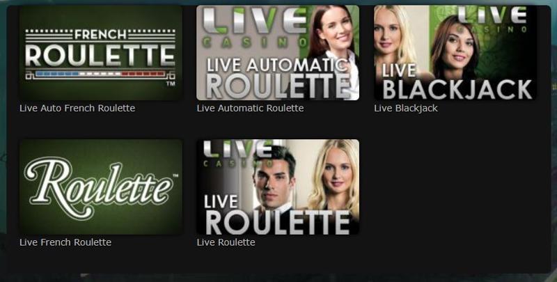 BetAt Casino Live